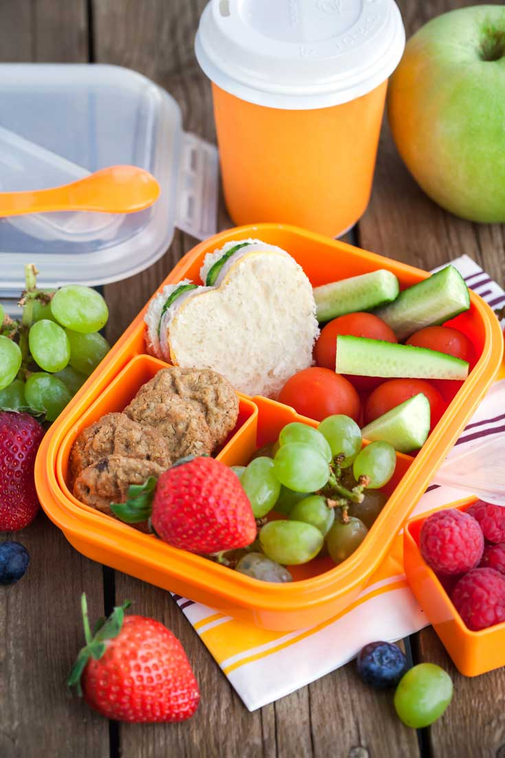 How To Safely Pack A Hot Or Cold School Lunch