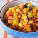 Clean Eating Bombay Potatoes Recipe