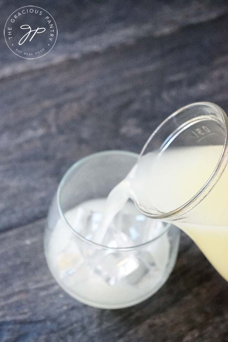 Clean Eating Ginger Ale Recipe