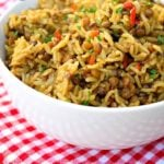 Clean Eating Instant Pot Lentils And Rice Recipe
