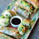 Clean Eating Spring Rolls Recipe