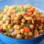 Clean Eating Kung Pao Chickpeas Recipe