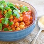 Clean Eating Mexican Chickpea Stew Recipe