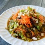 Clean Eating Raw Asian Noodles Recipe