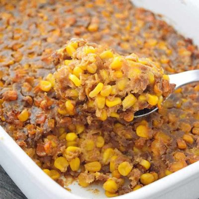 Clean Eating Corn Casserole Recipe
