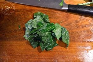 Clean Eating Kale Salad Recipe