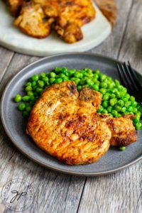 Air Fried Pork Chops Recipe