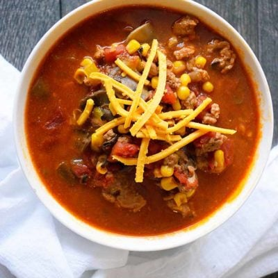 Instant Pot Turkey Chili Recipe
