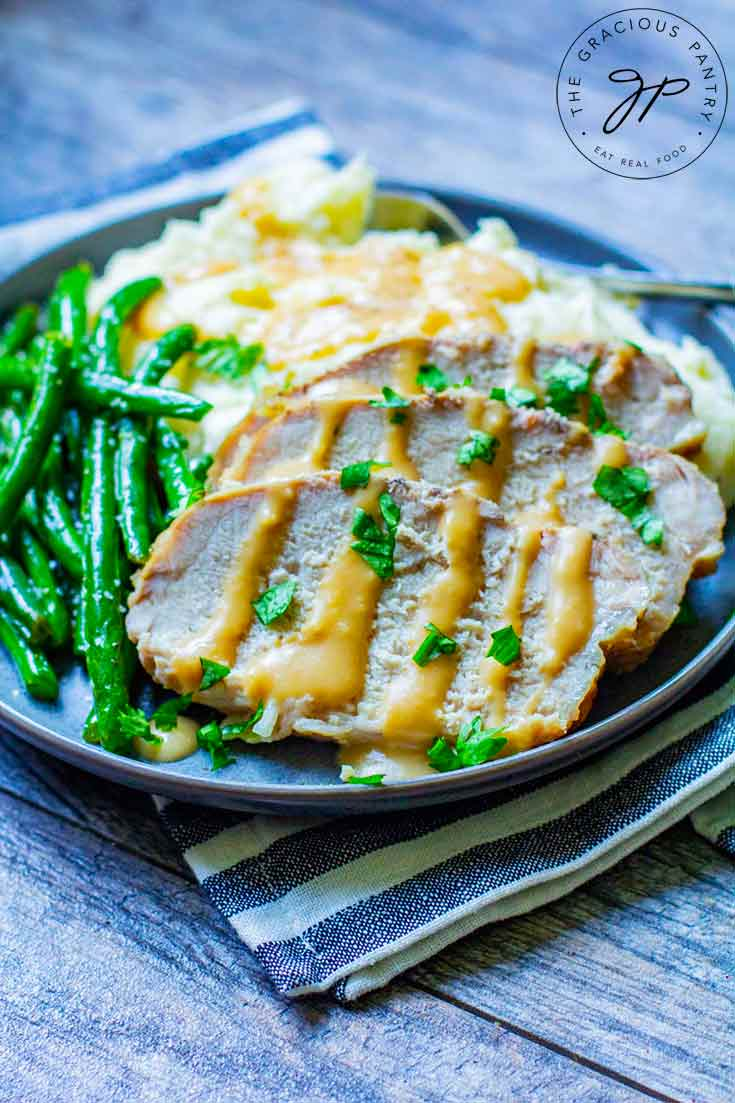 Slow Cooker Pork Loin Recipe