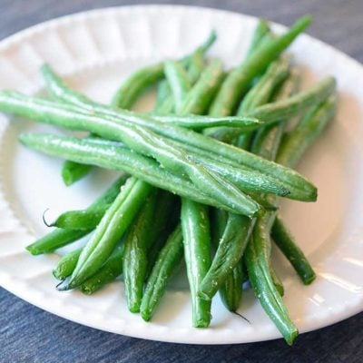 Air Fryer Green Beans Recipe (Air Fryer)