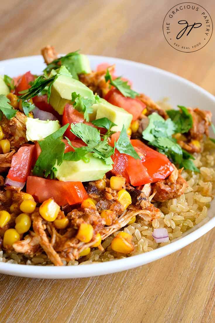 Instant Pot Mexican Chicken Recipe