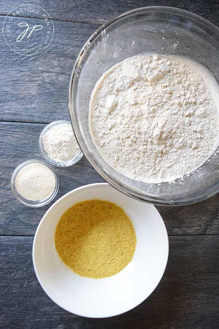 Seitan Mix Recipe For Your Pantry