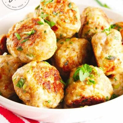 Ground Turkey Meatballs Recipe