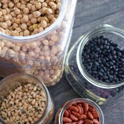 How To Cook Dry Beans