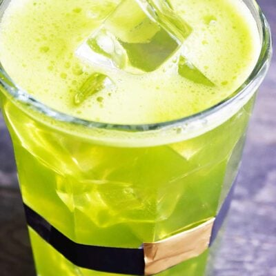 Green Lemonade Recipe (Leprechaun Lemonade)