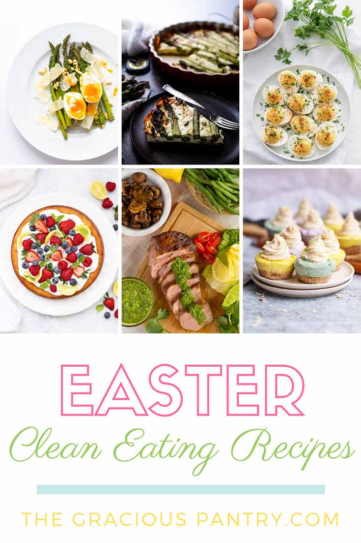 15 Clean Eating Easter Recipes