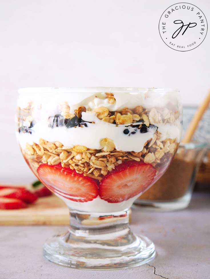 Berry Trifle Recipe