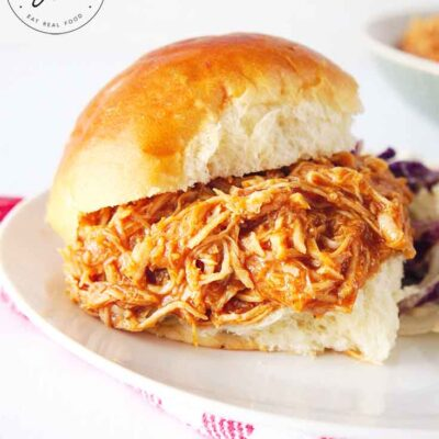 Chicken Sliders Recipe (Instant Pot Recipe)
