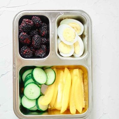 Healthy Lunchbox Snacks