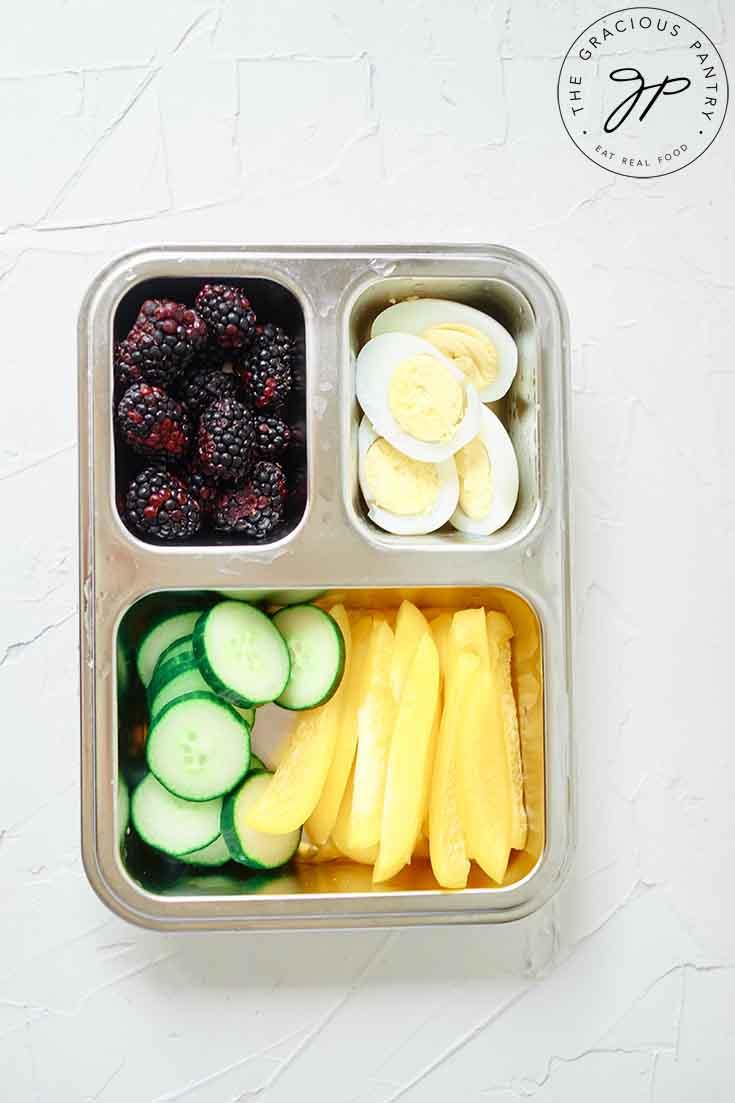 Healthy Lunchbox Snacks