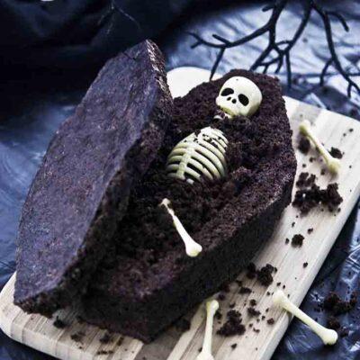 Coffin Bread Recipe