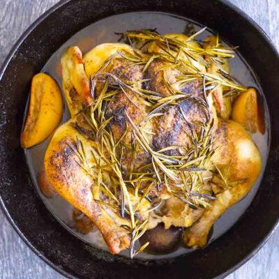 Dutch Oven Chicken Recipe