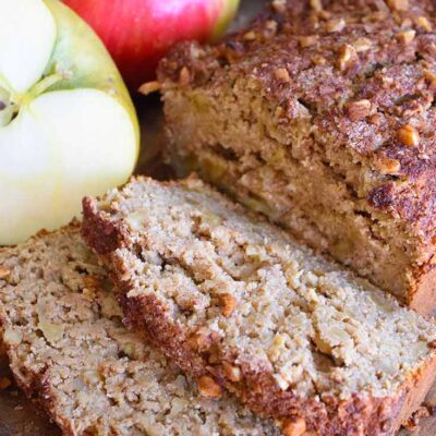 Apple Bread Recipe