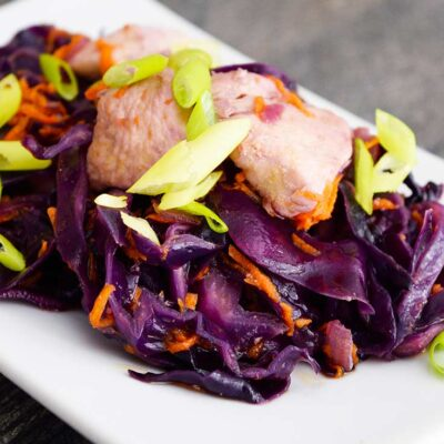 Chicken And Cabbage Recipe