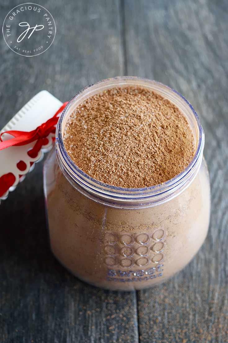 Mug Cake Mix Recipe From Scratch