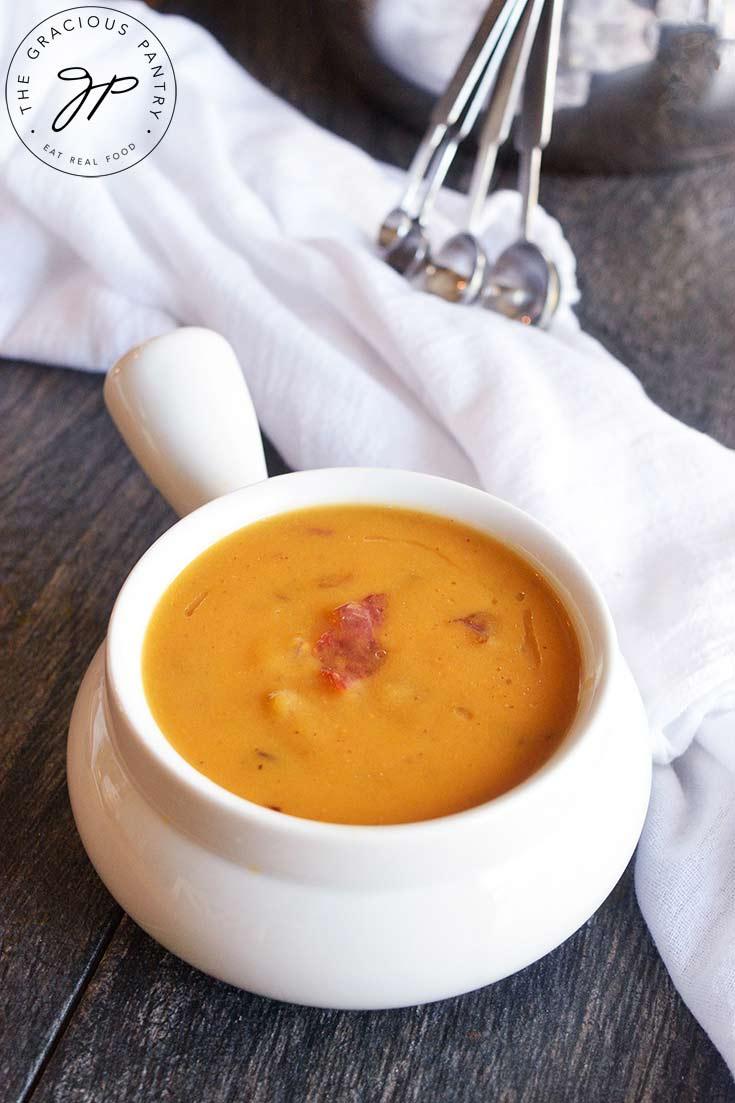 Bacon Sweet Potato Soup Recipe
