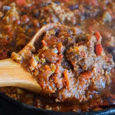 Dutch Oven Chili Recipe