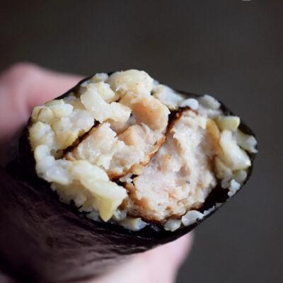 Easy Gimbap Recipe