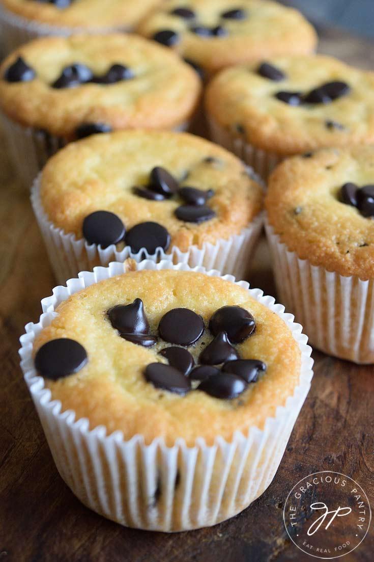 Almond Flour Muffins Recipe