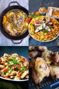 101 Ways To Make Chicken