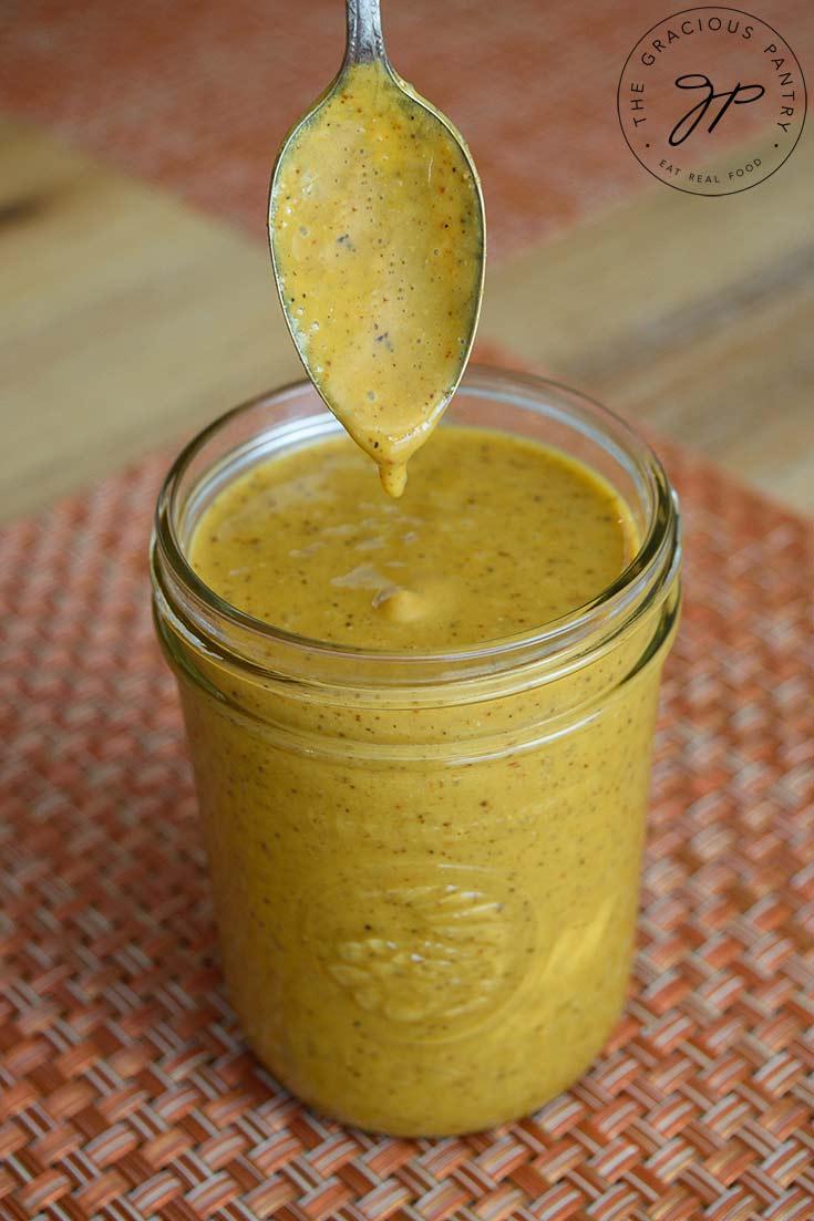 Carolina Mustard Barbecue Sauce Recipe